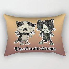 buneko3 Rectangular Pillow