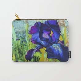 Iris Harmonies Carry-All Pouch
