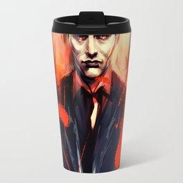 Mads Mikkelsen * Hannibal Lecter Travel Mug