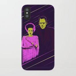 Bride and Groom iPhone Case