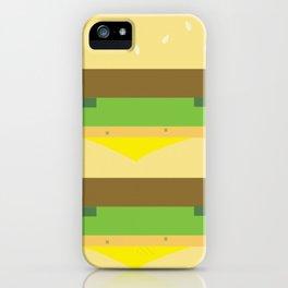 Big Mak iPhone Case