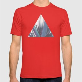 Holographic Leaves T-shirt
