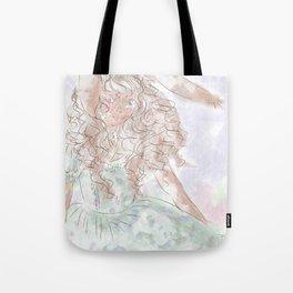Lionhead Lolita Tote Bag