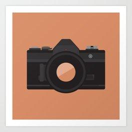 Camera Series: AE-1 Art Print