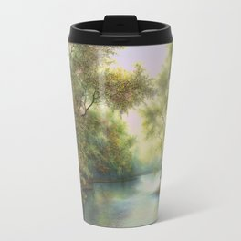Colors of Spring Travel Mug