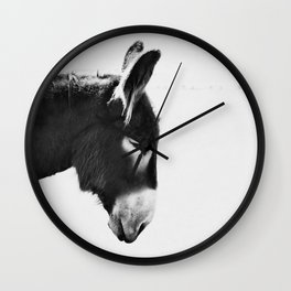 Everybody Loves Larry Wall Clock