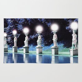 Villa Adriana (Italy) - Imaginative Lights Rug
