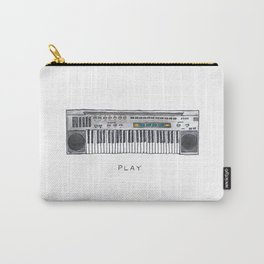 Play with Color Carry-All Pouch
