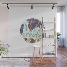 Create Charm Wall Mural