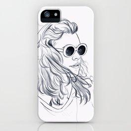Sunnies iPhone Case