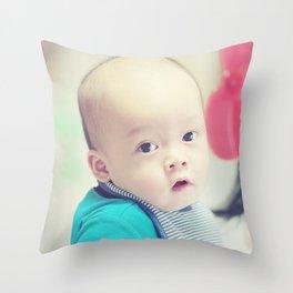 Nhim 1 Throw Pillow