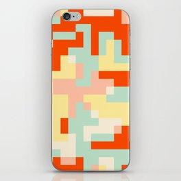 pixel 002 01 iPhone Skin