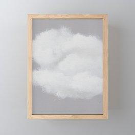 Dare to Dream - Cloud 40 of 100 Framed Mini Art Print