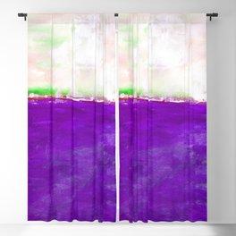 Journey No.600d by Kathy Morton Stanion Blackout Curtain