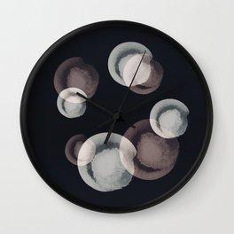 Ovules3 Wall Clock