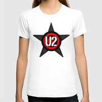 u2 T-shirts featuring U2 by loveme