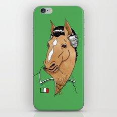 Italian Stallion iPhone Skin