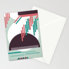 Moustache Mountain Stationery Cards