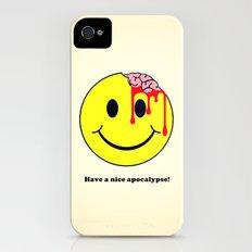 Have a nice apocalypse! Slim Case iPhone (4, 4s)