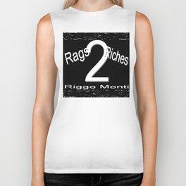 Riggo Monti Design #19 - Rags 2 Riches Biker Tank