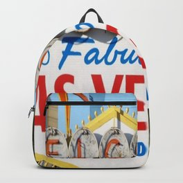 Viva Las Vegas Backpack