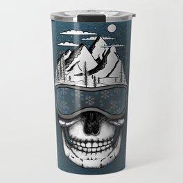 Skullorado v2 Travel Mug