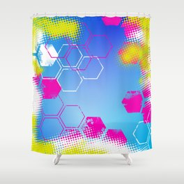 Summer Fashion Shower Curtain