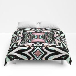 Tribal Chic Comforters