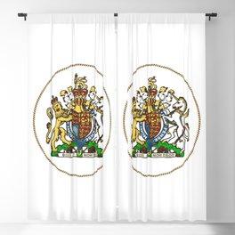 Royal Seal Blackout Curtain