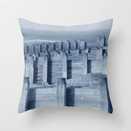 Breakers 2 Throw Pillow
