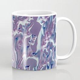 Purple Ice Close Up Coffee Mug