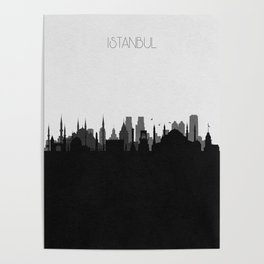 City Skylines: Istanbul Poster