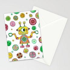 Robot Rita Stationery Cards