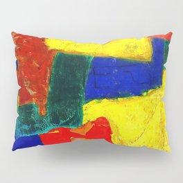 Equilibrium - Balance -Öl auf Leinwand Pillow Sham