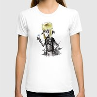 tim burton T-shirts featuring Burton Labyrinth by Ludwig Van Bacon