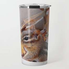 The safety of the flower pot Travel Mug