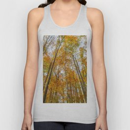 Reach High and Touch the Sky Unisex Tank Top