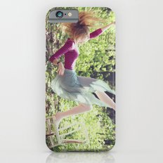 This skirt was made for falling iPhone 6s Slim Case