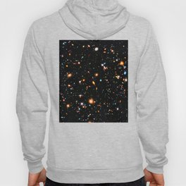 Hubble Extreme Deep Field Hoody