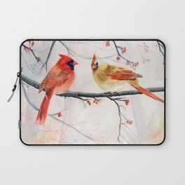 Just The Two Of Us Laptop Sleeve