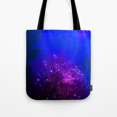 Mysterious World Below the Surface Tote Bag