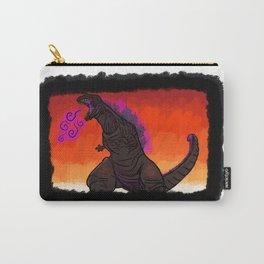 Shin Godzilla - background Carry-All Pouch