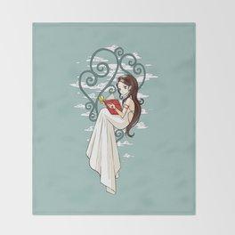 Fairy Tale Throw Blanket