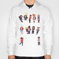 teen wolf Hoodies featuring Teen Wolf! by Made of Tin