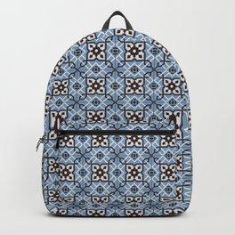 Blue Tiles Backpack