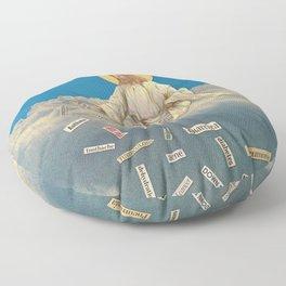 pgftgs Floor Pillow