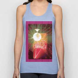 Let's Dance Unisex Tank Top
