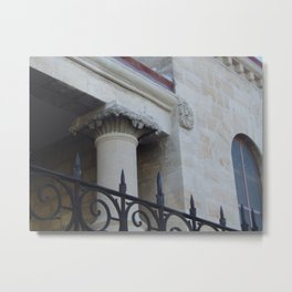 House in Saltillo Metal Print