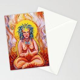 Wild Woman of My Soul Stationery Cards
