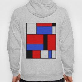 Mondrian #51 Hoody